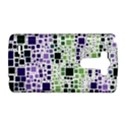 Block On Block, Purple LG G3 Hardshell Case View1