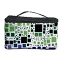 Block On Block, Purple Cosmetic Storage Case View1