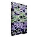 Block On Block, Purple iPad Air 2 Hardshell Cases View2