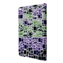 Block On Block, Purple iPad Air 2 Hardshell Cases View3