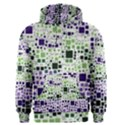 Block On Block, Purple Men s Pullover Hoodie View1