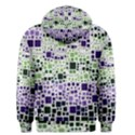 Block On Block, Purple Men s Pullover Hoodie View2