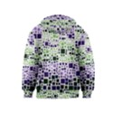 Block On Block, Purple Kids  Pullover Hoodie View2