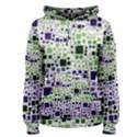 Block On Block, Purple Women s Pullover Hoodie View1