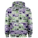 Block On Block, Purple Men s Zipper Hoodie View1