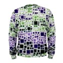 Block On Block, Purple Men s Sweatshirt View1