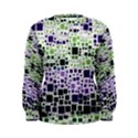 Block On Block, Purple Women s Sweatshirt View1