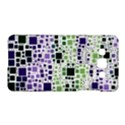 Block On Block, Purple Samsung Galaxy A5 Hardshell Case  View1