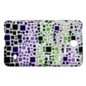Block On Block, Purple Samsung Galaxy Tab 4 (7 ) Hardshell Case  View1