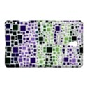 Block On Block, Purple Samsung Galaxy Tab S (8.4 ) Hardshell Case  View1
