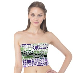 Block On Block, Purple Tube Top