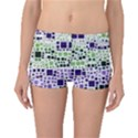 Block On Block, Purple Boyleg Bikini Bottoms View1