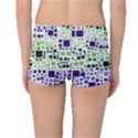 Block On Block, Purple Boyleg Bikini Bottoms View2