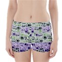 Block On Block, Purple Boyleg Bikini Wrap Bottoms View1