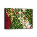Christmas Quilt Background Mini Canvas 7  x 5  View1