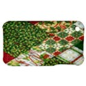 Christmas Quilt Background Apple iPhone 3G/3GS Hardshell Case View1