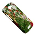 Christmas Quilt Background HTC One S Hardshell Case  View5