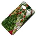 Christmas Quilt Background HTC Radar Hardshell Case  View4