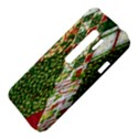 Christmas Quilt Background HTC Evo 3D Hardshell Case  View4