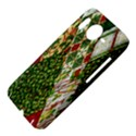 Christmas Quilt Background HTC Desire HD Hardshell Case  View4