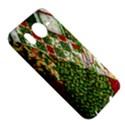 Christmas Quilt Background HTC Desire HD Hardshell Case  View5