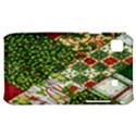 Christmas Quilt Background Samsung Galaxy S i9000 Hardshell Case  View1