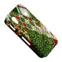 Christmas Quilt Background Samsung Galaxy Ace S5830 Hardshell Case  View5