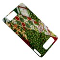 Christmas Quilt Background Motorola DROID X2 View5