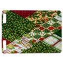 Christmas Quilt Background Kindle Touch 3G View1