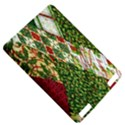 Christmas Quilt Background Kindle Touch 3G View5