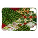 Christmas Quilt Background Kindle 3 Keyboard 3G View1