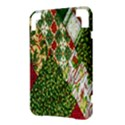 Christmas Quilt Background Kindle 3 Keyboard 3G View3