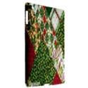 Christmas Quilt Background Apple iPad 3/4 Hardshell Case (Compatible with Smart Cover) View2
