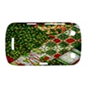 Christmas Quilt Background BlackBerry Curve 9380 View1