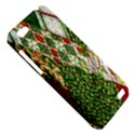 Christmas Quilt Background HTC One V Hardshell Case View5