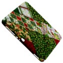 Christmas Quilt Background Samsung Galaxy Tab 8.9  P7300 Hardshell Case  View5