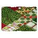 Christmas Quilt Background Samsung Galaxy Tab 10.1  P7500 Hardshell Case  View1