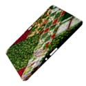 Christmas Quilt Background Samsung Galaxy Tab 10.1  P7500 Hardshell Case  View4
