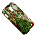 Christmas Quilt Background Samsung Galaxy S II Skyrocket Hardshell Case View5