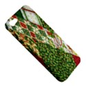 Christmas Quilt Background Apple iPhone 5 Hardshell Case View5