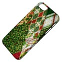 Christmas Quilt Background Apple iPhone 5 Classic Hardshell Case View4