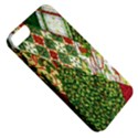 Christmas Quilt Background Apple iPhone 5 Classic Hardshell Case View5