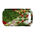 Christmas Quilt Background Samsung Galaxy S III Hardshell Case (PC+Silicone) View1