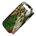 Christmas Quilt Background Samsung Galaxy S III Hardshell Case (PC+Silicone) View4