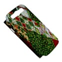 Christmas Quilt Background Samsung Galaxy S III Hardshell Case (PC+Silicone) View5