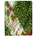 Christmas Quilt Background Apple iPad 2 Flip Case View1