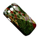 Christmas Quilt Background Samsung Galaxy S III Classic Hardshell Case (PC+Silicone) View5