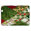 Christmas Quilt Background Kindle Fire HD 8.9  View1