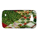 Christmas Quilt Background Samsung Galaxy Premier I9260 Hardshell Case View1