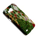 Christmas Quilt Background Samsung Galaxy Premier I9260 Hardshell Case View5